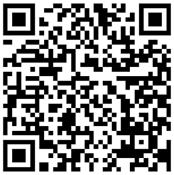 Scan QR code to view COVID AI in action.